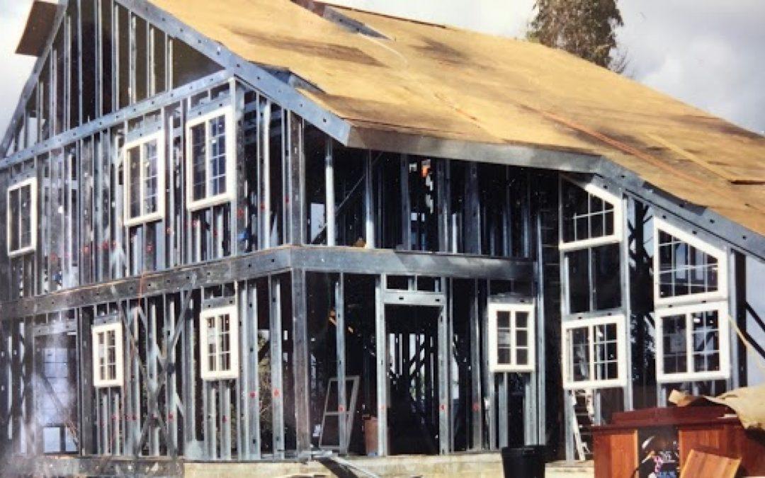 Chief Scientist Dominick DellaSala talks about rebuilding fire damaged communities