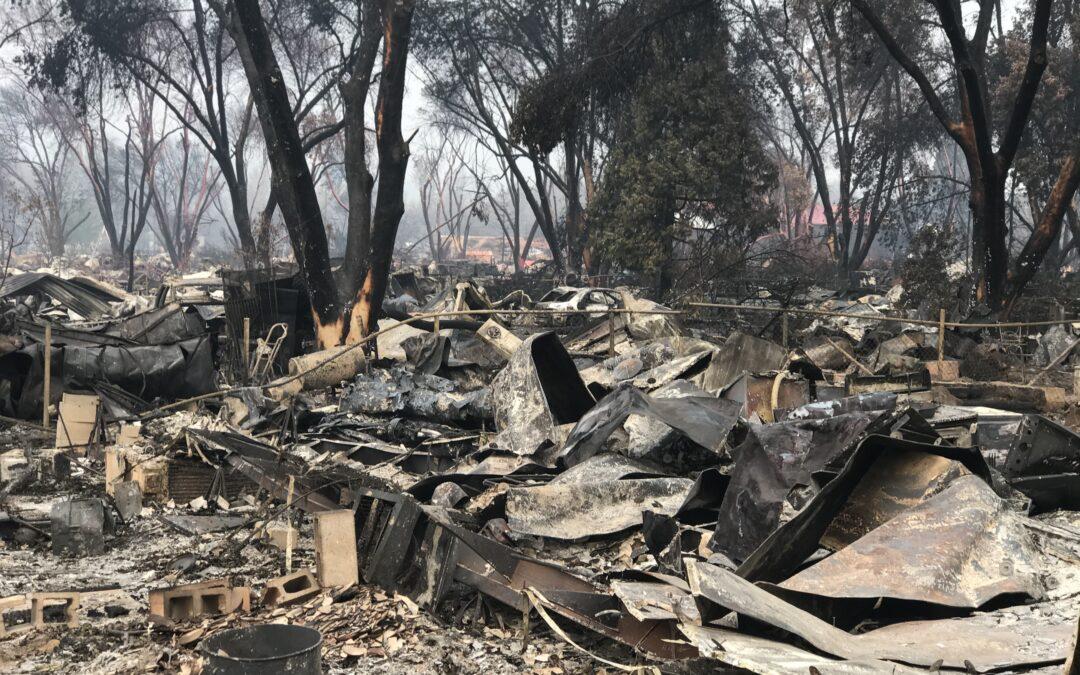 Preparing communities for wildfires